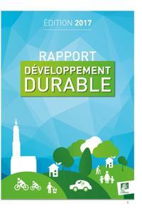 Rapport Développement Durable 2017